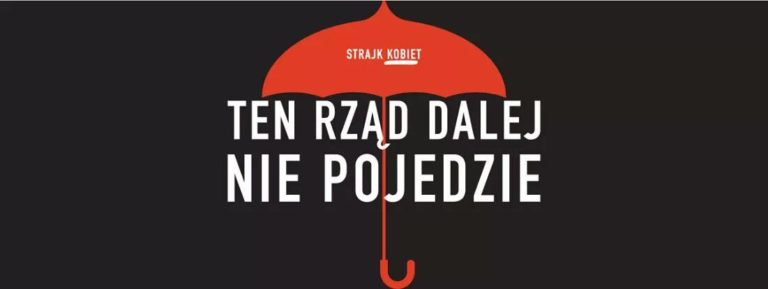 Polnische Frauen – Streik – Runde 2.