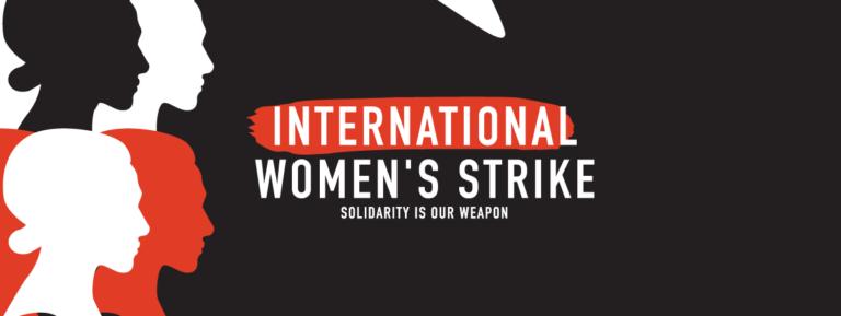 International Women's Strike The Call