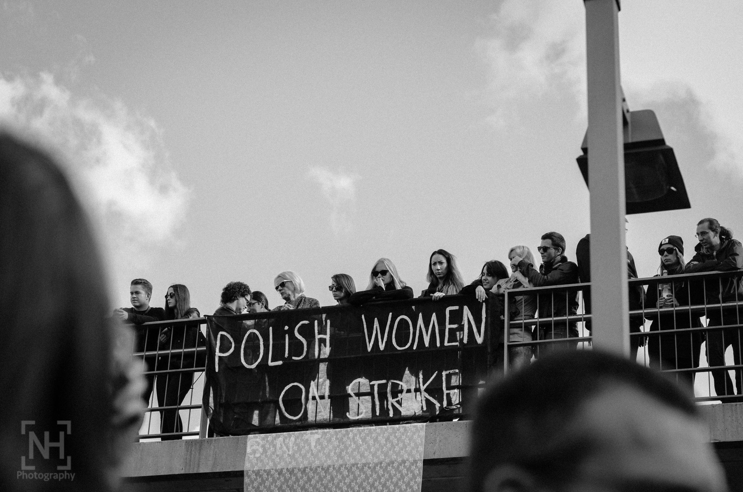 The International Women's Strike – Timeline