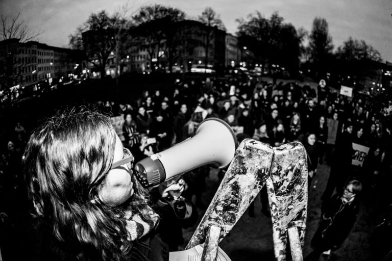 My Own Song | Grażyna Kania | Rede zum Internationalen Frauentag (8.03.2017)