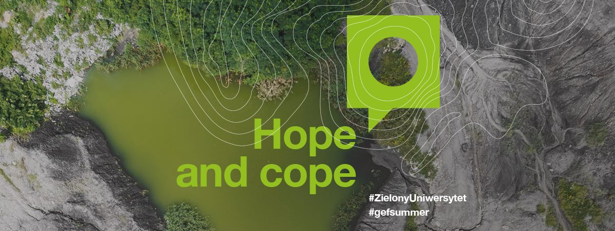 """Dziewuchy Berlin at """"Hope and Cope"""" Green Summer Academy 