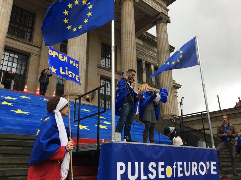 Katarzyna Knapik | Speech | Pulse of Europe | 1.10.2017 in Berlin
