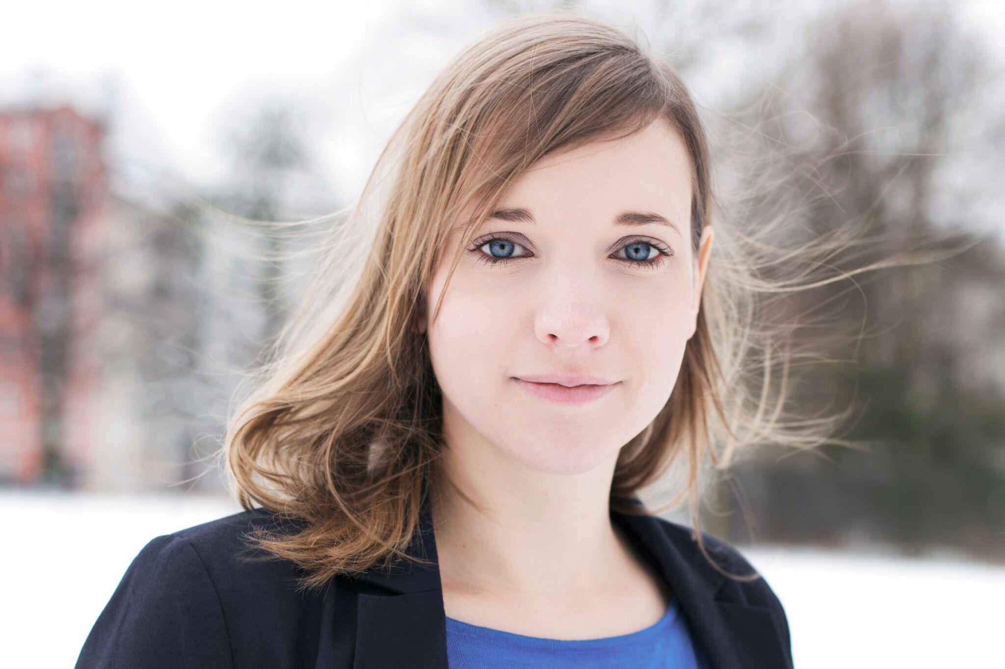 Anne Wizorek | REDE | 23.3.2018, Berlin | Schwarzer Freitag | Czarny Piątek