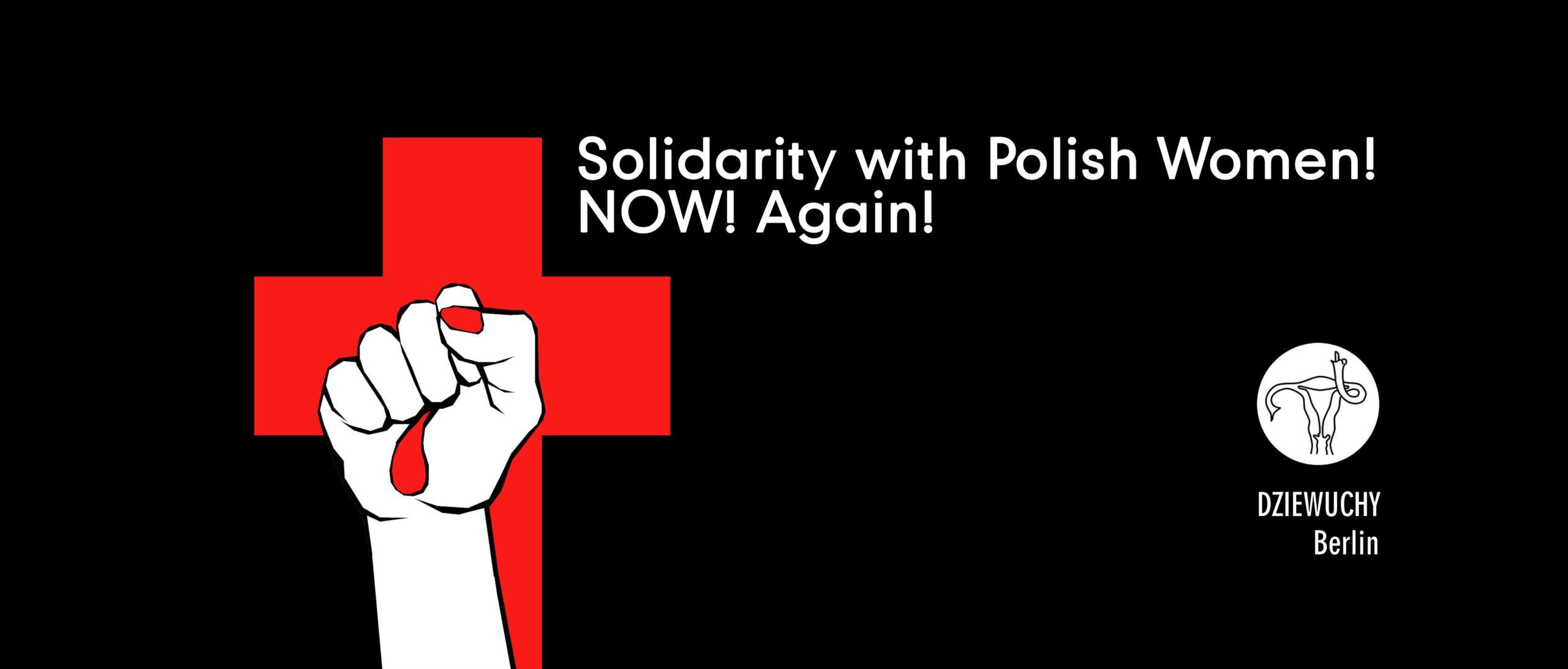 Poland threatened by abortion ban, again!