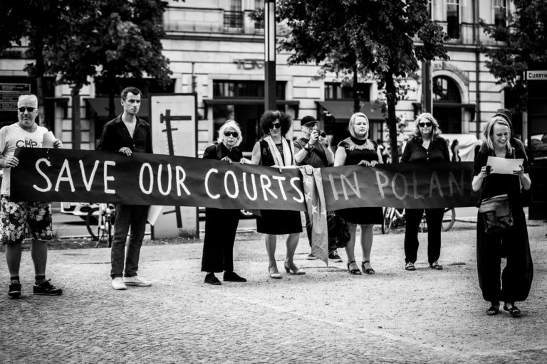 Save our Courts – 4.6.2018 | DEMO