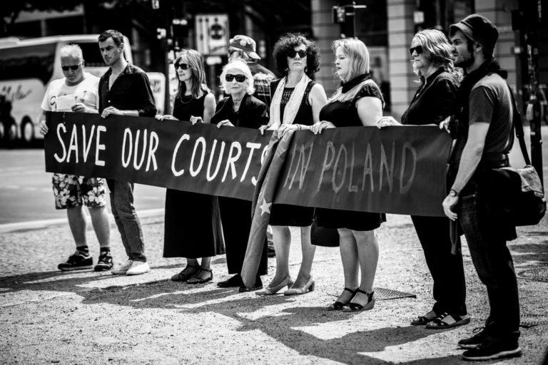 Follow up on Polish Supreme Court crisis