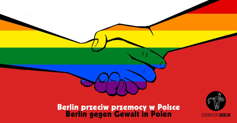 Letter of support and solidarity with LGBTQ in Poland