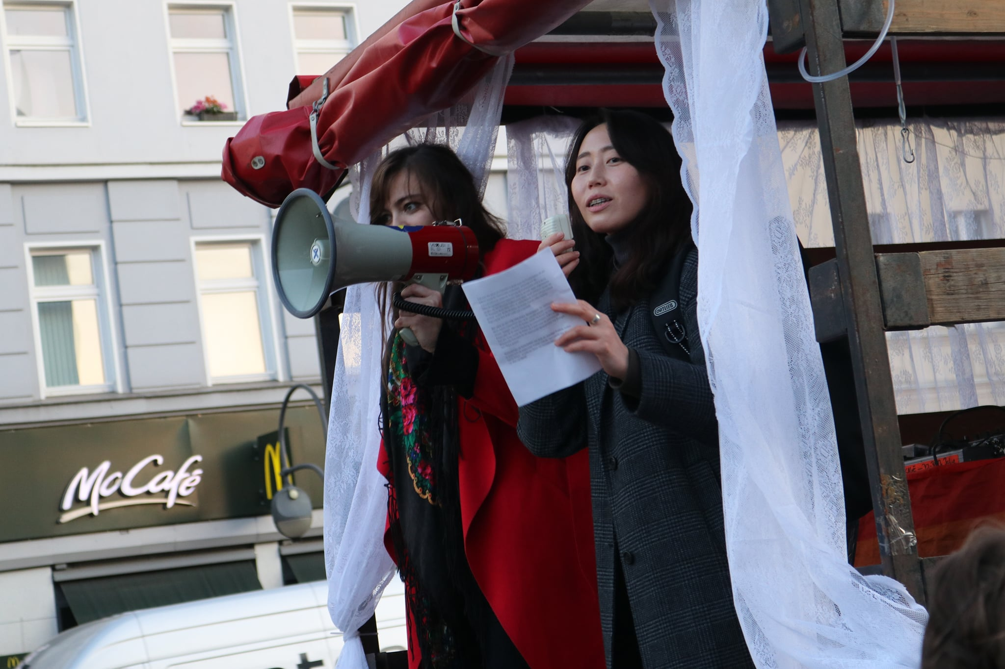 7.11.2020 Solidarity from Young | Speech