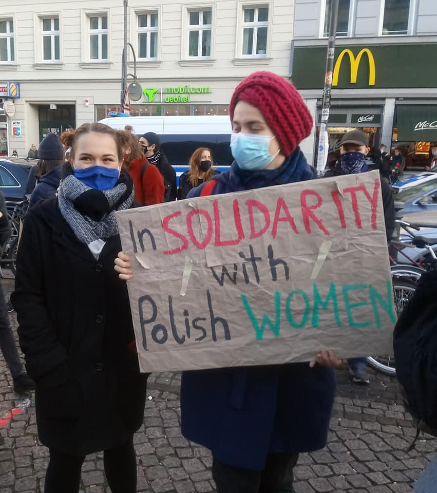 7.11.2020 | Techno Procesja Freie Ungarische Botschaft – Rede