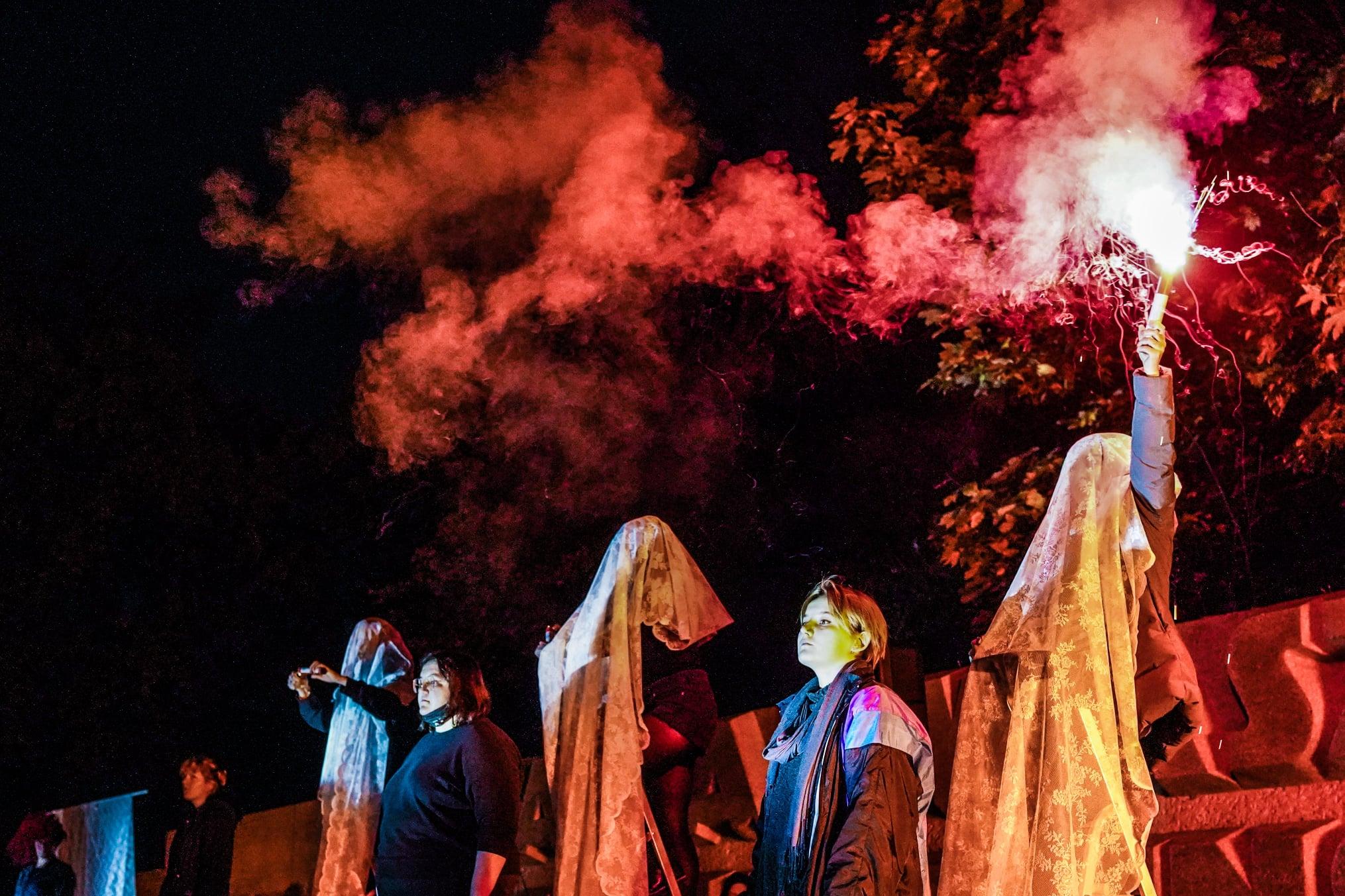 Bloody Week: All Saints / Dziady