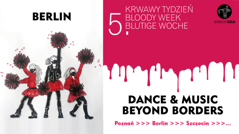 28.11.2020 DANCE: PARTYZANTKA PONAD GRANICAMI / PARTISAN BEYOND BORDERS