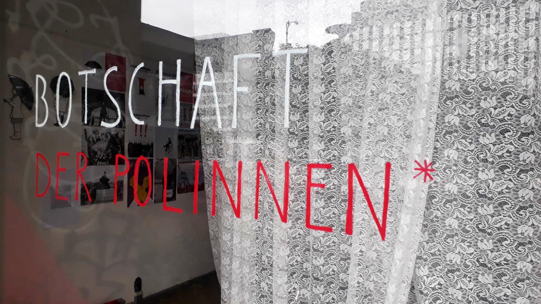 Eröffnung | Otwarcie Botschaft der Polinnen*