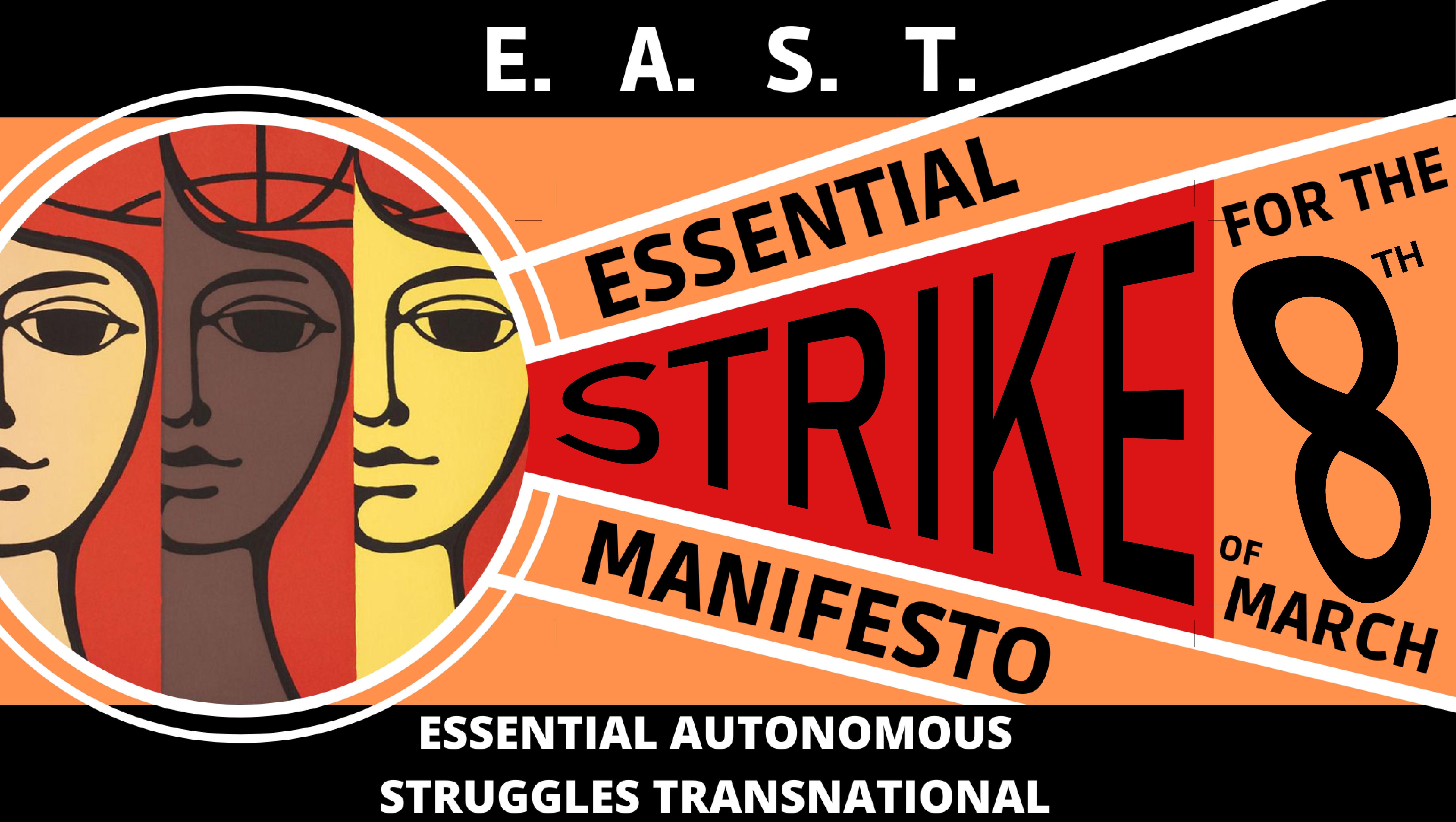 Strajk Kluczowy / Essential Strike – Manifest na 8 marca