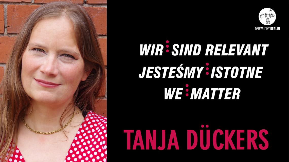 Wir sind relevant | Pandemie-Gap | Tanja Dückers