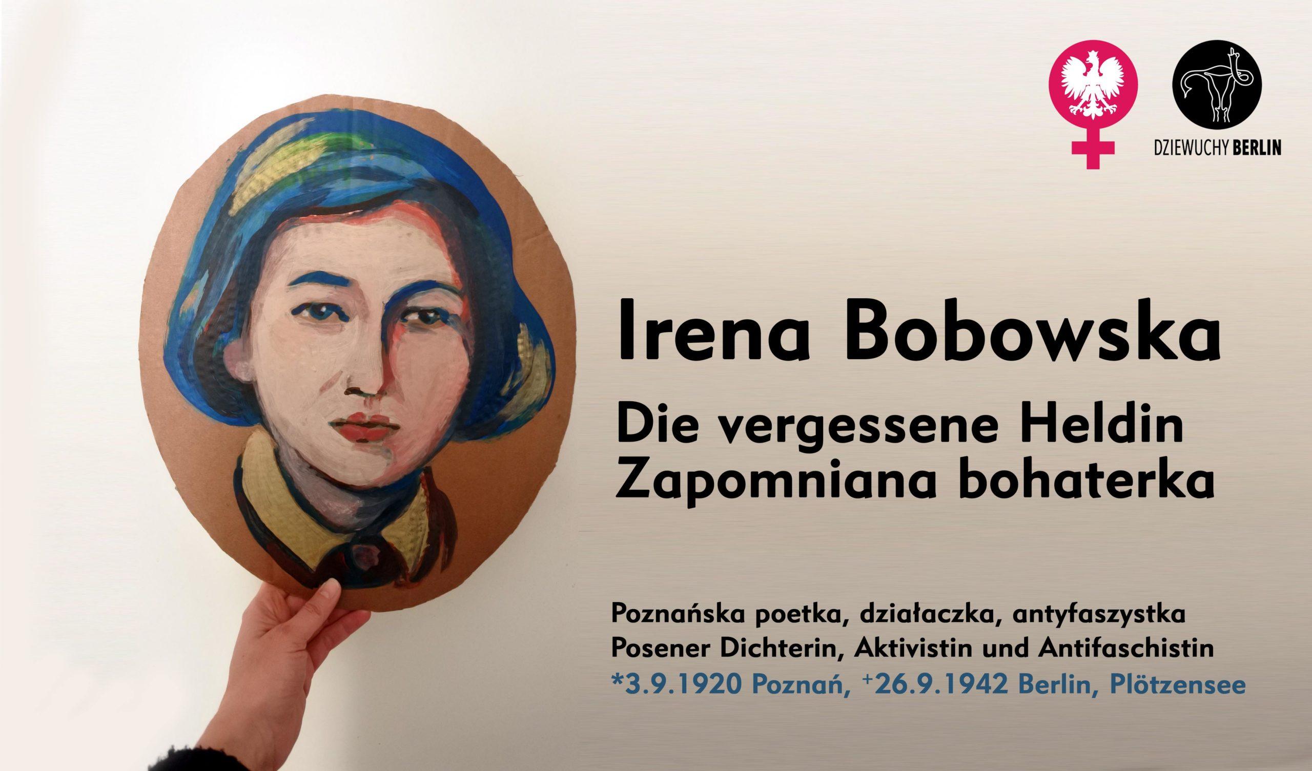 Irena Bobowska – Die vergessene Heldin / Zapomniana bohaterka