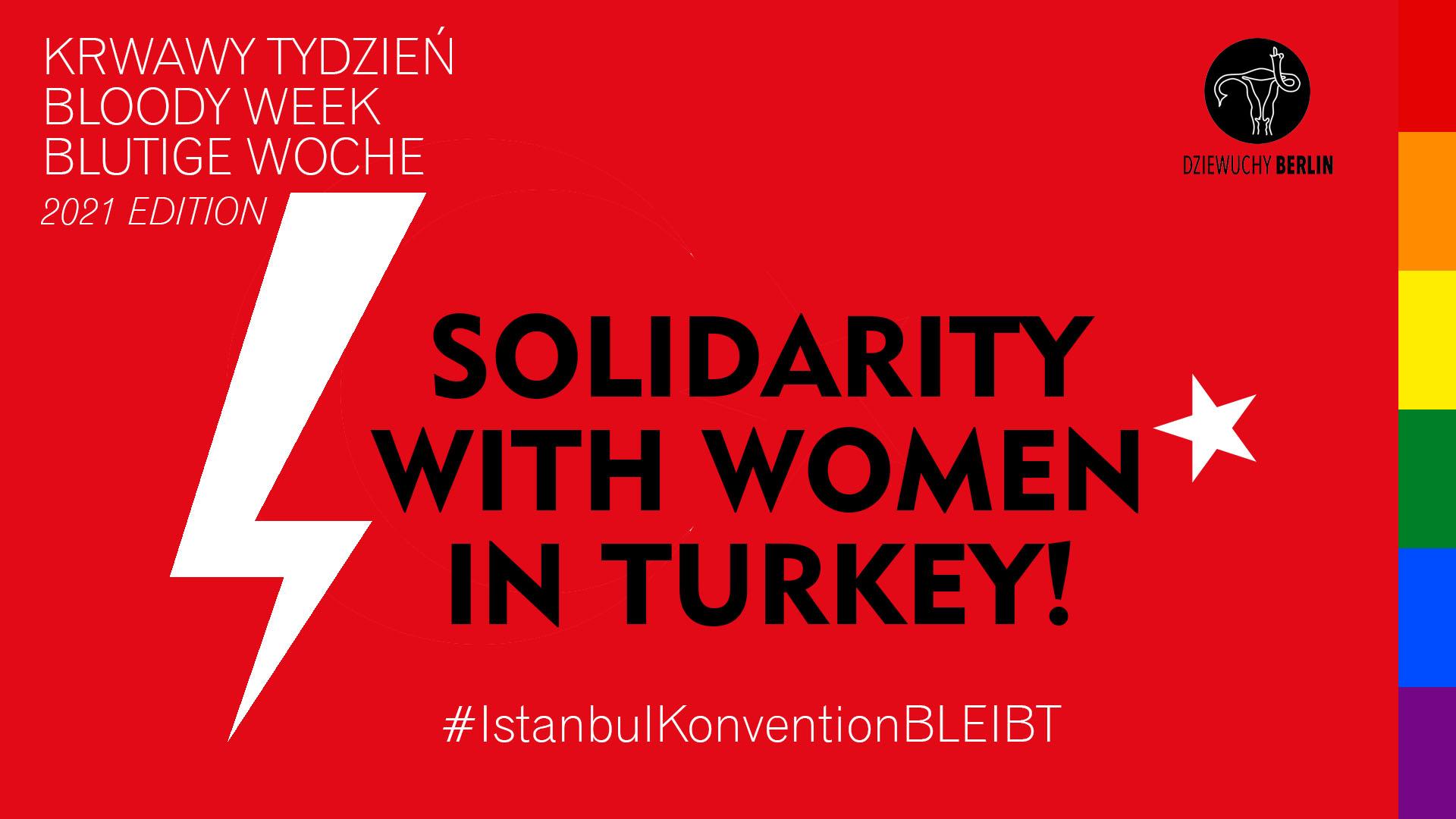 31.3.2021 | Redebeitrag von Dest Dan / Istanbul-Konvention