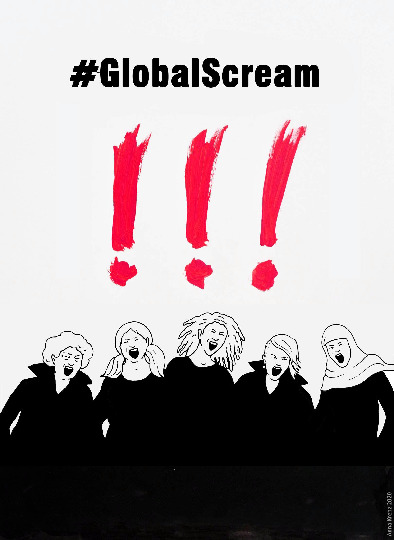 HERstoria współczesna – o Global Scream